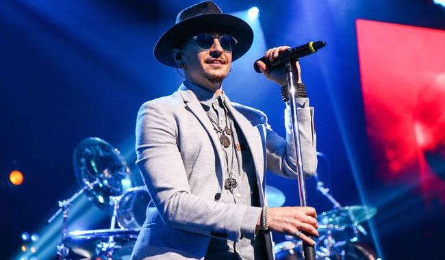Linkin Park singer Bennington dead in apparent suicide