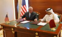 US to deploy officials in Qatar in counter-terrorism accord