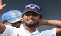 Ailing Sri Lanka captain Chandimal out of Galle test