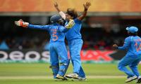 Goswami strikes before England rally in Women´s World Cup final