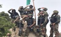 Army clears two more strongholds of terrorists in Rajgal valley