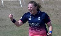 World Cup heroine Shrubsole lives out Lord´s dream
