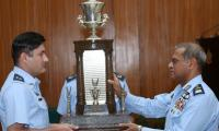 Quality operational training is hallmark of PAF : Air Chief