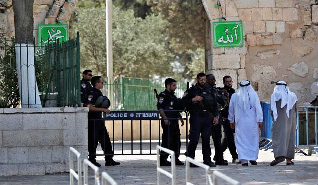 OIC denounces Israel's closure of Al Aqsa Mosque