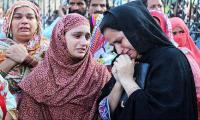 Lahore victims call for attack masterminds to hang