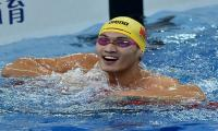 Swimming: China´s Xu wins men´s 100m backstroke world title