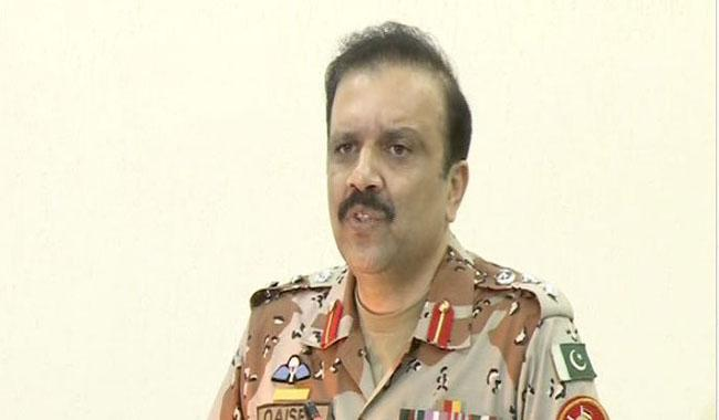 Two MQM-London suspects involved in murders arrested: Sindh Rangers spokesman
