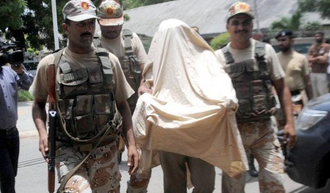 MQM founder rewarded target killers for murders, Rangers reveal