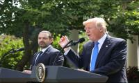 Trump calls Hezbollah a threat to entire Middle East