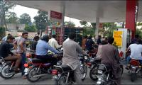 Fuel shortage as oil tankers strike enters 3rd day