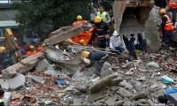 Mumbai building collapse death toll rises to 17