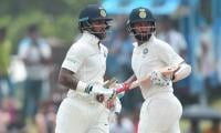 Dhawan, Pujara centuries hurt Sri Lanka in first Test