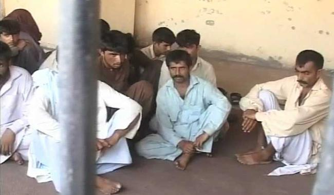 Pakistani police arrest over 20 villagers over a revenge rape