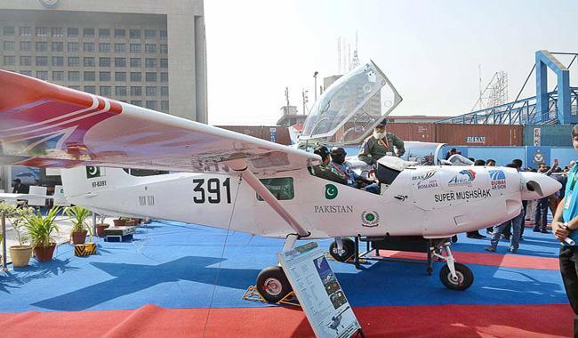 Azerbaijan to buy 10 Super Mushshak aircraft from Pakistan