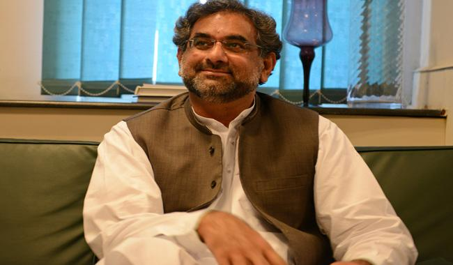 Shahid Khaqan Abbasi likely to be interim prime minister