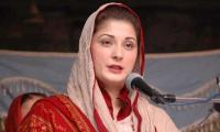 Another elected PM sent home: Maryam Nawaz