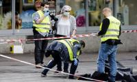 One dead, six wounded in Hamburg supermarket knife attack