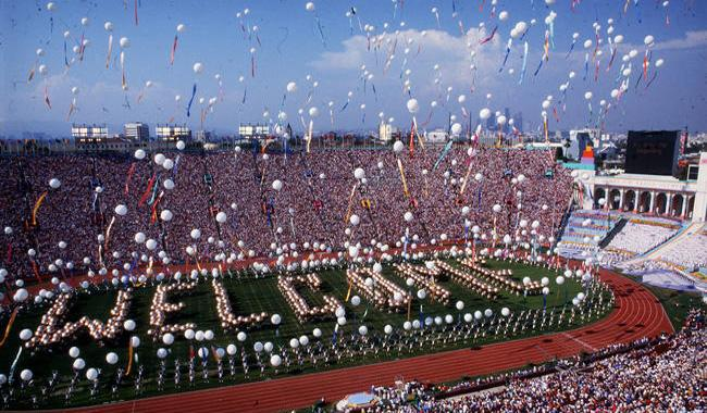 Los Angeles reaches deal to host 2028 Games