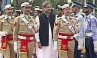 PM Shahid Khaqan assumes his official duties