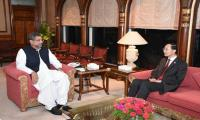 Chinese envoy calls on PM, conveys Xi Jinping's congratulatory message