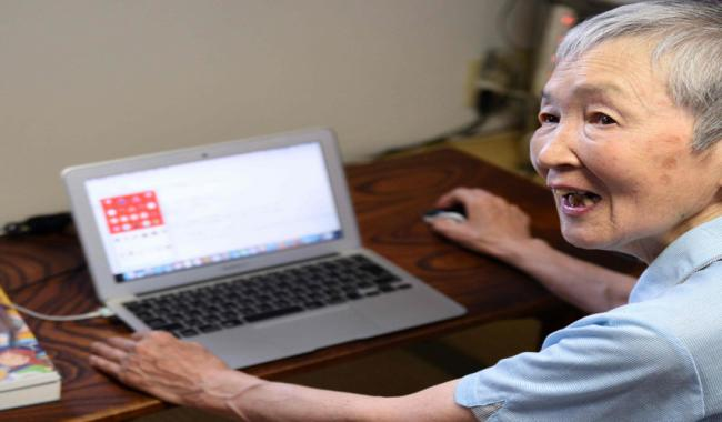 Never too old to code: Meet Japan´s 82-year-old app-maker