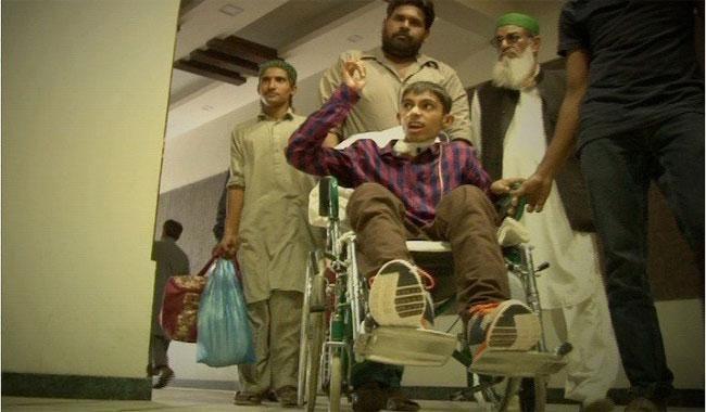 Tortured Larkana Cadet College student allowed to return to Pakistan