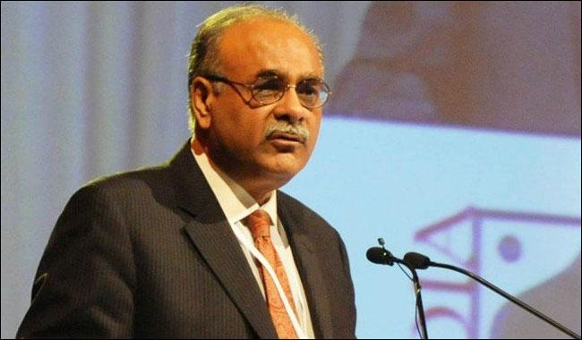 Najam Sethi elected Chairman PCB unopposed