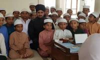 Bangladesh film star Ananta turns Islamic preacher