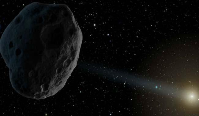 Asteroid to shave past Earth on Oct 12