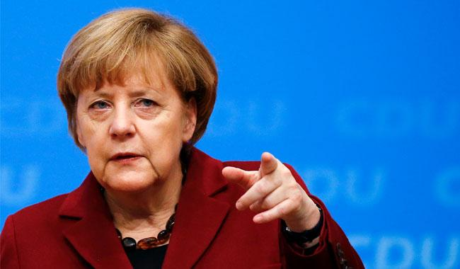 Merkel rejects use of force in N. Korea and verbal ´escalation´