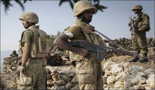 Security forces seize weapons, ammunition in N Waziristan: ISPR