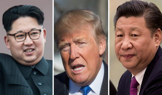 Trump to talk with China´s Xi on NKorea crisis