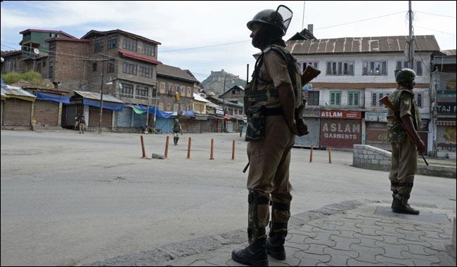 Complete shutdown being observed in IoK