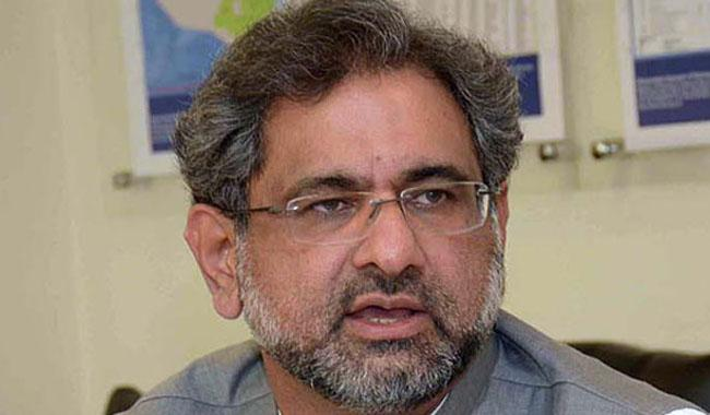 PM Abbasi reaches Karachi on his first official visit