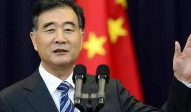 Chinese VP arrives to participate in Independence Day celebrations