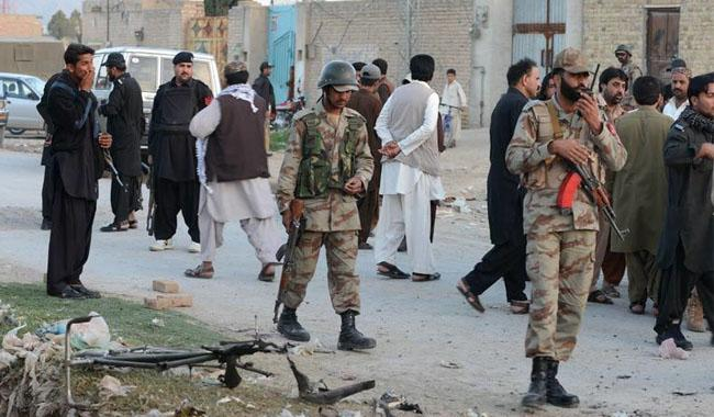 At least four FC men martyred in Harnai IED explosion