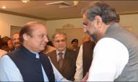How Shahid Khaqan Abbasi was persuaded for Premiership?