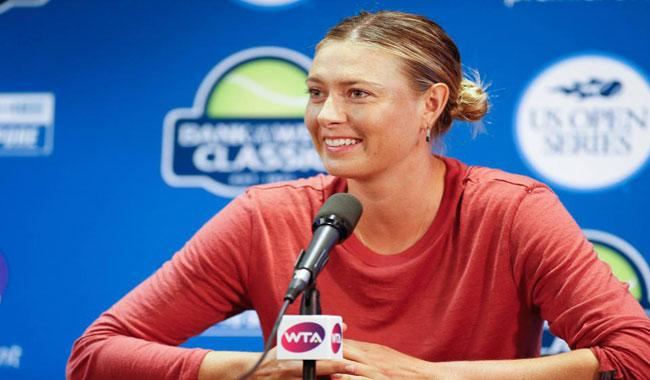 Maria Sharapova headlines Women's singles wildcards for US Open