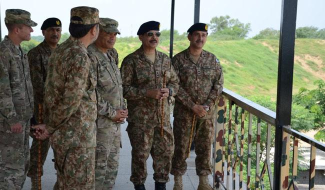 US Army Central Command delegation visits Pakistan to enhance bilateral partnership