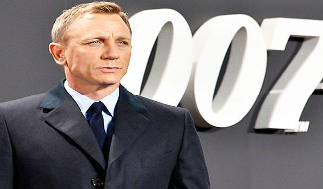 Craig confirms he´s back as 007... one last time