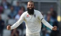 England´s Moeen Ali ready for life in the pink