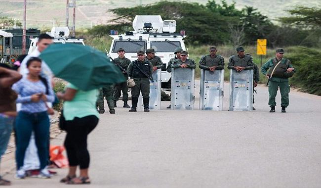 At least 35 die in prison riot in southern Venezuela: governor