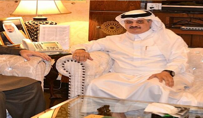 S Arabia keen to invest in CPEC, Gwadar projects: Envoy