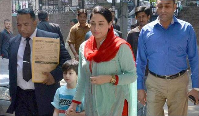 Humera Arshad's husband detained after she leveled accusations against him