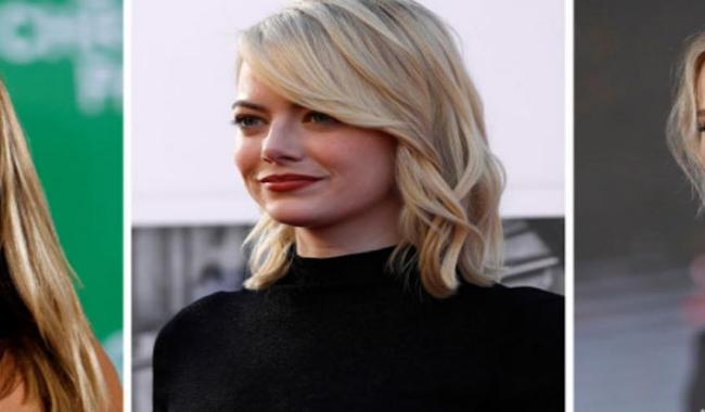 World's highest-paid actresses