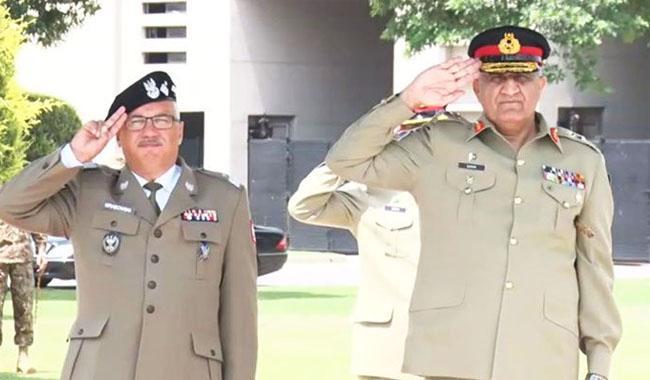 Polish land forces commander calls on Gen Bajwa
