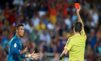 Raging Ronaldo ´persecuted´ as appeal against ban rejected