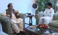 Appointment of PML-N interim president deepens rift between Nawaz, Nisar