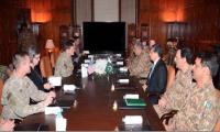 US CENTCOM commander meets Pak Army Chief
