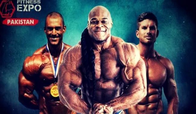 Kai, three other international bodybuilders arrive Lahore